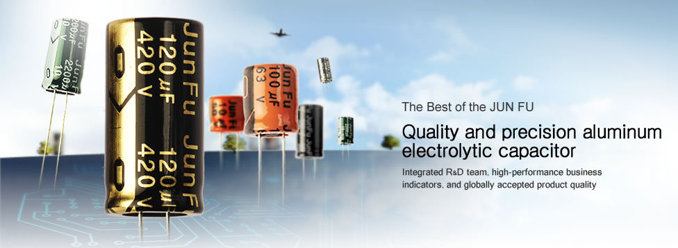 Quality and precision aluminum electrolytic capacitor - Integrated R&D team, high-performance business indicators, and globally accepted product quality